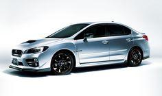 WRX S4 サイドスタイル ディーラー装着オプション