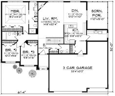 Wall of Windows - 89681AH | 1st Floor Master Suite, CAD Available, PDF, Traditional | Architectural Designs