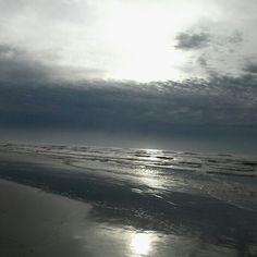 Ilha Comprida - manhã de hoje