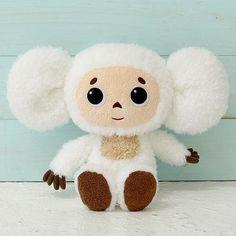 Fuka Fuka White cheburashka (M) Sun Arrow