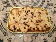 {Ricette bimby} :: Biscotti con uvetta