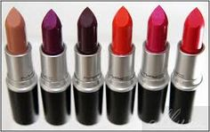 Image result for mac lipstick  autumn colours