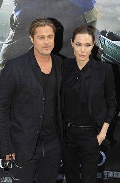 Brad and Angelina..