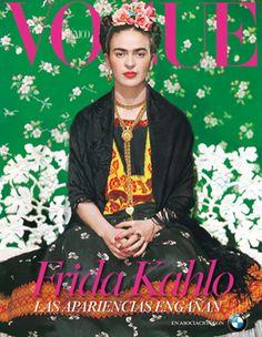 Adoro a Frida. Como periodista de moda siempre me han fascinado las mujeres insolentes con personalidades fuertes y estilos rotundos. Nada me produce más admiración que ver proyectada la poderosa herr...