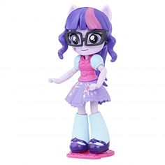 MLP Equestria Girls Minis Switch n Mix Fashion Twilight Sparkle
