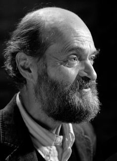 Arvo Pärt (born 1935) is an Estonian composer of classical and sacred music. Since the late 1970s, Pärt has worked in a minimalist style that employs his self-invented compositional technique, tintinnabuli. His music is in part inspired by Gregorian chant.