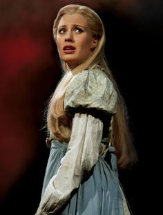 Celinde Schoenmaker as 'Fantine' singing 'I Dreamed a Dream' for her last performance in Les Misérables on the June Queens Theatre, London. Queens Theatre, Musical Theatre, Les Miserables Musical London, Les Miserables Costumes, 2012 Movie, Victorian Hairstyles, Theatre Costumes, She Was Beautiful, Playing Dress Up