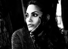 Angelina Jolie- Some ppl say i look like her except for her lips. Idk...