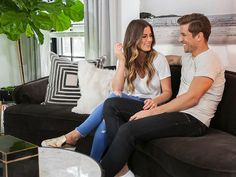 We chatted with Bachelorette JoJo Fletcher about what she learned after moving in together with Jordan Rodgers—from compromising on décor to budgeting.
