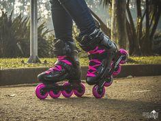 Pensa num patins LINDO para as mulheres! <3