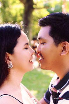 #ArisIMaygene #Prenup #RoxasPark #PhotobyArnoldLaserBendoy #weddingphotographer