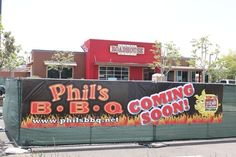 Construction Begins at Phil's BBQ in Santee - Santee, CA Patch
