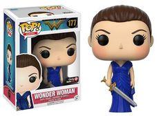 Coming Soon: Wonder Woman Exclusives! | Funko