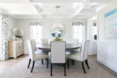 dining room | Brooke Wagner Design