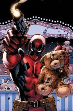 Deadpool by Greg Land