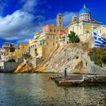 The Greek Islands: Cyclades and Ionian Syros Greece, Santorini Greece, Costa, Travel Pictures, Travel Photos, Travel Around The World, Around The Worlds, Greece Honeymoon, Destination Voyage
