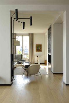 alain-dominique gallizia / appartement boulevard saint-germain-des-prés