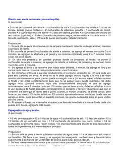 Risotto con aceite de tomate; ESPAGUETIS CON AJO y ACEITE   Parte I  // armando-scannone-recopilacin-de-recetas-137-728.jpg (728×1030)