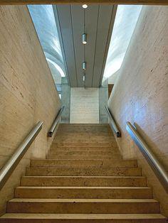 Louis Kahn. Kimbell Art Museum, Fort Worth, Texas.1974