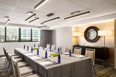 We offer 12 hard-walled breakout rooms, many with views of the Chicago River. www.wyndhamgrandchicagoriverfront.com