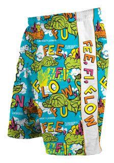 Fee Fi Flow Mesh Shorts