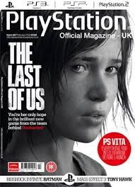 Image result for playstation magazine cover