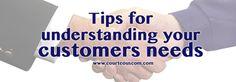 #understandingcustomersneeds #answeringservice #businessadvice  http://courteouscom.com/understanding-customers-needs