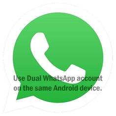 With dual sim phones very popular these days, dual WhatsApp is essential. The article is all about using dual WhatsApp account on the same Android device. Samsung Android Phones, Samsung Device, Dual Space, Dual Sim Phones, Contact List, Homescreen, Accounting, Sims, Tech