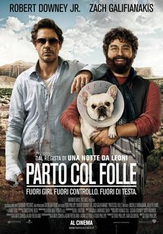 """""""Due Date"""" (2011).  Two idols for an amazing movie!"""