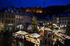 ღღ Heidelberg, Weihnachtsmarkt