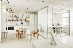 Sisustusarkkitehdit Fyra   office design