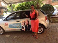 Nthabiseng's gadget obsession just got real! #RealityCheck_SA #etvSA #BrandyourcarSA