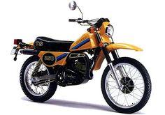 Suzuki TS250 model history #motorbikes #motorcycles #motocicletas