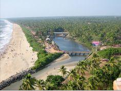Kovalam beach , Kerala , India.