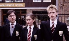 Looking back at The Secret Diary Of Adrian Mole Aged 13 Kids Tv Programs, Adrian Mole, Den Of Geek, Secret Diary, Thanks For The Memories, British Comedy, Kids Tv Shows, Vintage Tv, Great Films