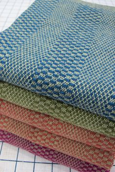 Beautiful handwoven towels