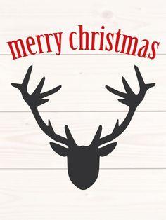 Tekst Merry Christmas op hout - Foto op hout