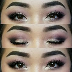 Make up for Asian eyes. Follow me on my personal IG account shirleyvang101