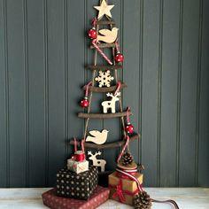 original diseño de árbol de navidad