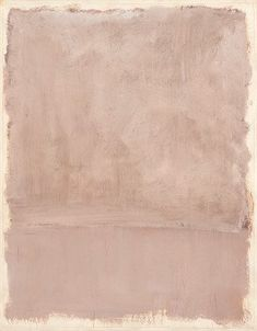 Mark Rothko, Untitled, 1969, Acrylic on paper, 137,9 x 107,3 cm, National Gallery of Art, Washington