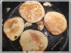 Pancakes für das Baby