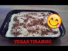 Vegan Tiramisú...schnell...einfach und schmeckt! Tiramisu, Kakao, Griddle Pan, Pudding, Vegan, Desserts, Food, Dessert Ideas, Simple