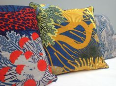 Marimekko : Spring 2015 Home Collection designed by Kustaa Saksi #marimekko #printpattern #homeware2015