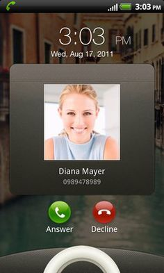 Learn how to receive calls on your HTC One. When you receive a phone call from a contact, the Incoming call screen appears. HTC One will automatically adjust the ringtone volume when you use the polite ringer and pocket mode features.