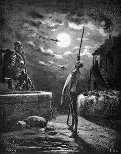Vengo del Averno!: Gustave Doré - Don Quixote de la Mancha