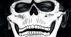 'Spectre' IMAX Poster Masks James Bond's Deadly Intentions -- Daniel Craig wears a scary Day of the Dead sugar skull mask in the IMAX poster for 'Spectre'. -- http://movieweb.com/spectre-imax-poster-james-bond-day-of-dead/