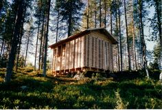mhworkshop :: Aitta Wilderness Hut