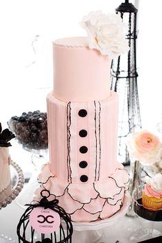 Coco Chanel Inspired Wedding Shoot At 99 Sudbury - Wedding Decor Toronto Rachel A. Clingen Wedding & Event Design