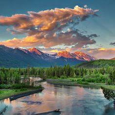 Fine Art Photography, Landscape Photography, Joe Miller, Eagle River, Valley View, Summer Sunset, Landscapes, Instagram Images, Paintings
