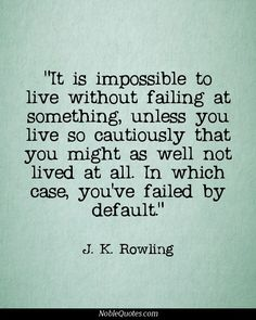 quotes on failure - Google Search